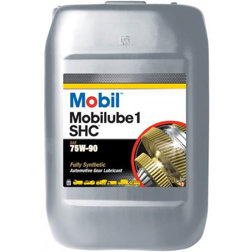 Mobilube SHC 75W90 - 20 Litri 0