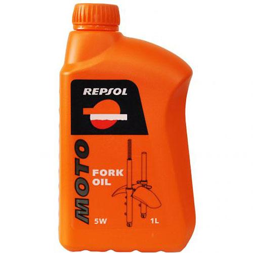 Moto Fork Oil 5W - 1 Litru 0