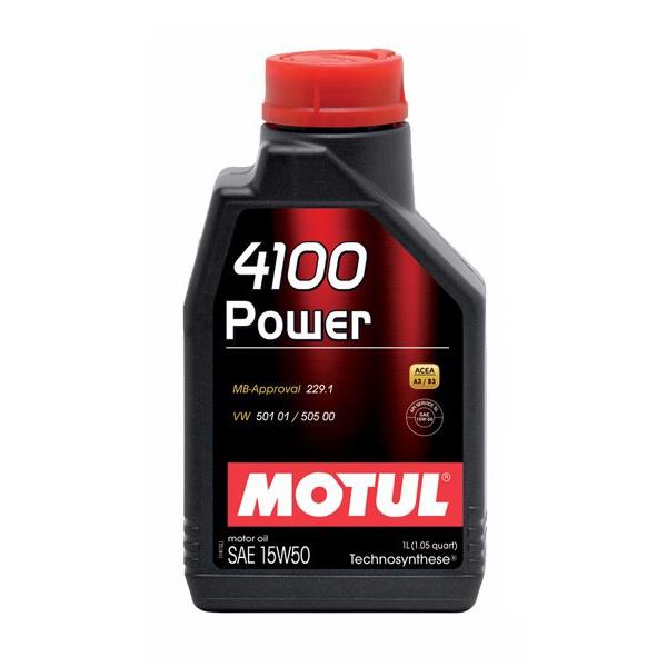 Motul 4100 Power 15W50 - 1 Litru 0