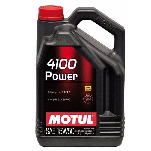 Motul 4100 Power 15W50 - 4 Litri 0