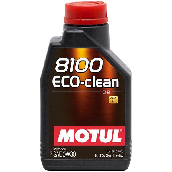 Motul 8100 Eco-Clean 0W30 - 1 Litru 0