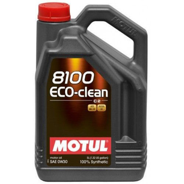 Motul 8100 Eco-Clean 0W30 - 1 Litru 1