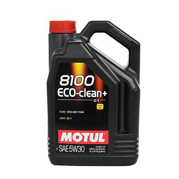 Motul 8100 Eco-Clean+ 5W30 - 5 Litri 0