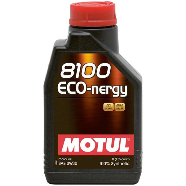 Motul 8100 Eco-nergy 0W30 - 1 Litru 0