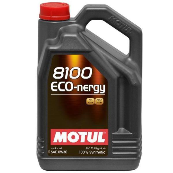 Motul 8100 Eco-nergy 0W30 - 5 Litri 0