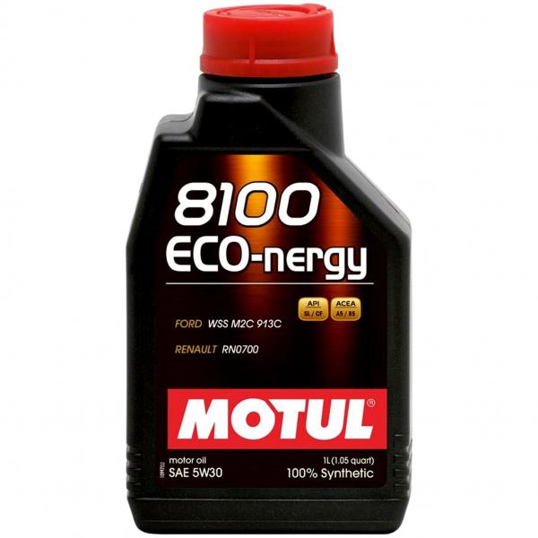 Motul 8100 ECO-NERGY 5W30 - 1 Litru 0