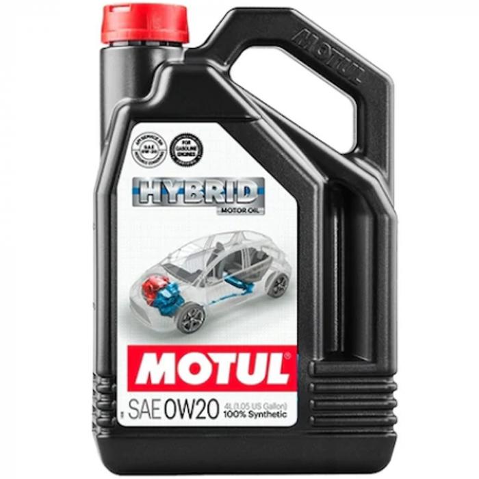 Motul Hybrid 0W20 - 4 Litri [0]