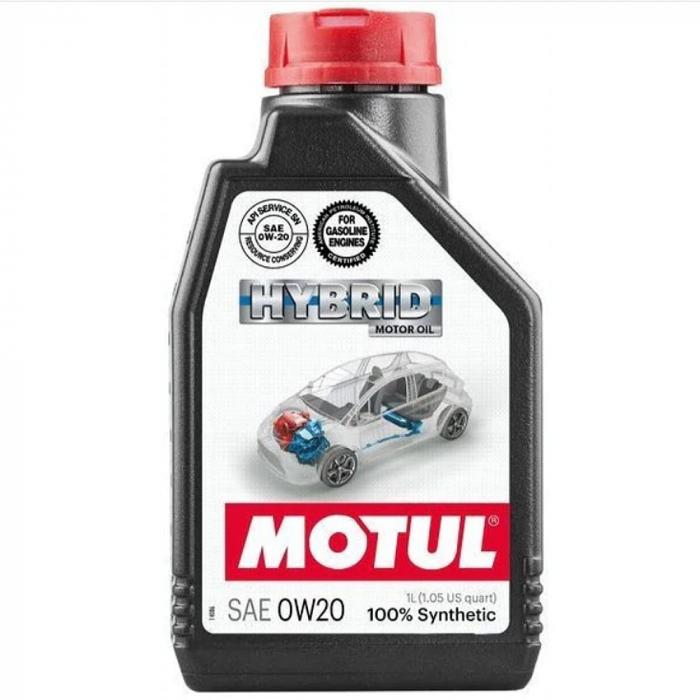 Motul Hybrid 0W20 - 1 Litru [0]