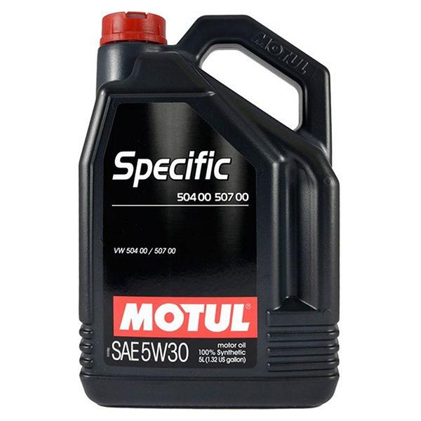 Motul Specific 504.00 - 507.00 5W30 - 5 Litri 0