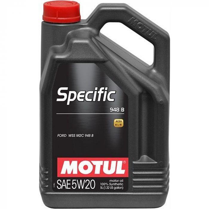 Motul Specific 948B 5W20 - 5 Litri [0]