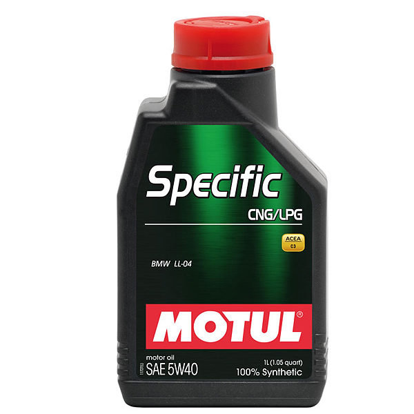 Motul Specific CNG/LPG 5W40 - 1 Litru 0