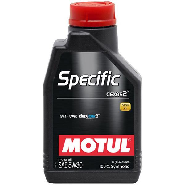 Motul Specific Dexos 2 5W30 - 1 Litru 0