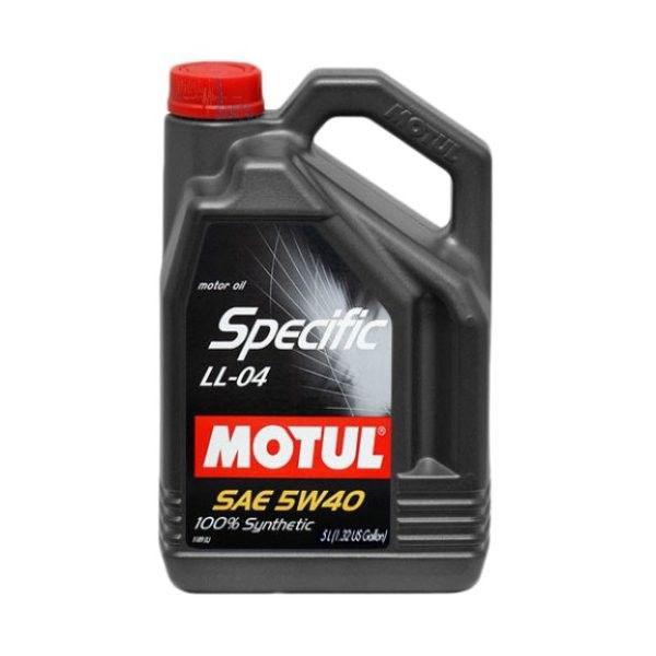 Motul Specific LL-04 5W40 - 5 Litri 0