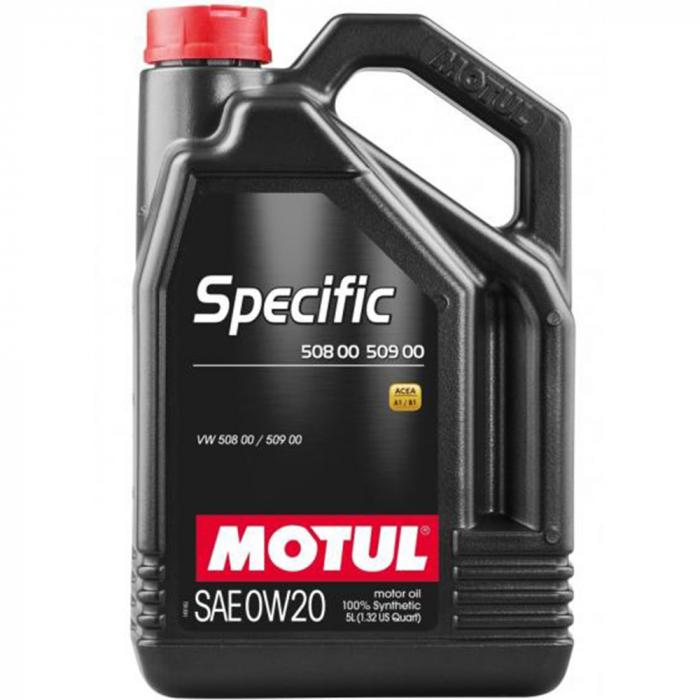 Motul Specific VW 508.00 / 509.00 0W20 - 5 Litri [0]
