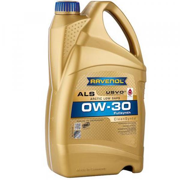 Ravenol ALS USVO 0W30 - 5 Litri 0