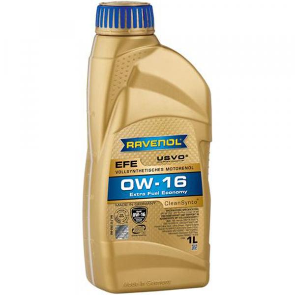 Ravenol EFE USVO 0W16 - 1 Litru 0
