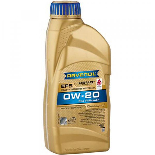 Ravenol EFS USVO 0W20 - 1 Litru 0