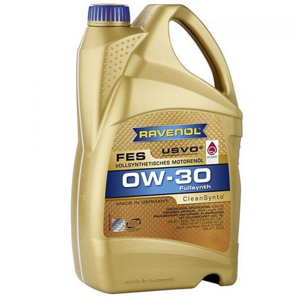 Ravenol FES USVO 0W30 - 5 Litri 0