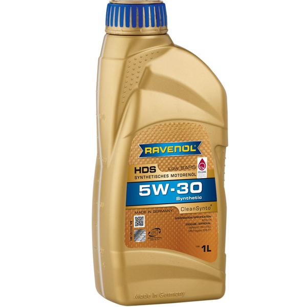 Ravenol HDS 5W30 - 1 Litru 0