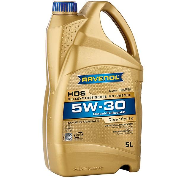 Ravenol HDS 5W30 - 5 Litri 0