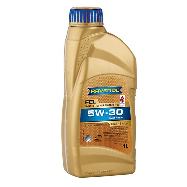 Ravenol Low SAPS FEL 5W30 - 1 Litru 0