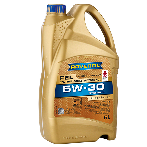 Ravenol Low SAPS FEL 5W30 - 5 Litri [0]