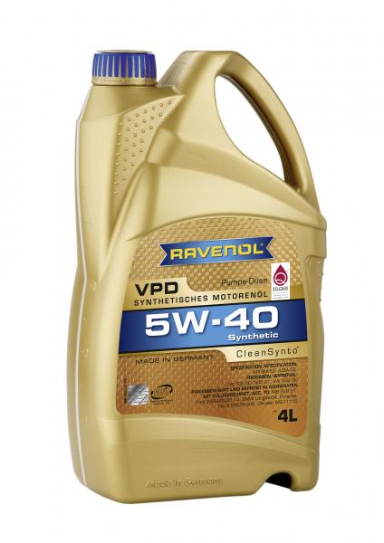 Ravenol VPD 5W40 - 4 Litri 0