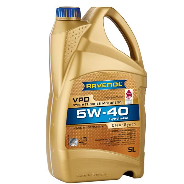 Ravenol VPD 5W40 - 5 Litri 0