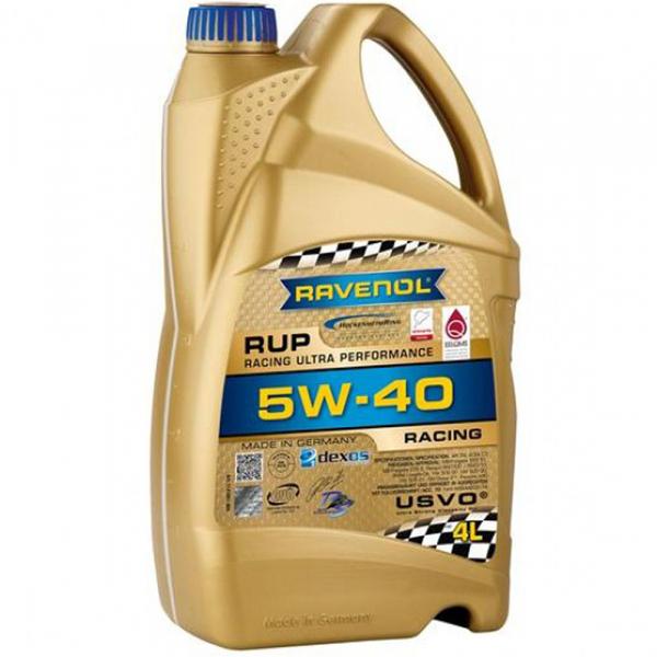 Ravenol RUP Racing Ultra Performance 5W40 - 4 Litri [0]