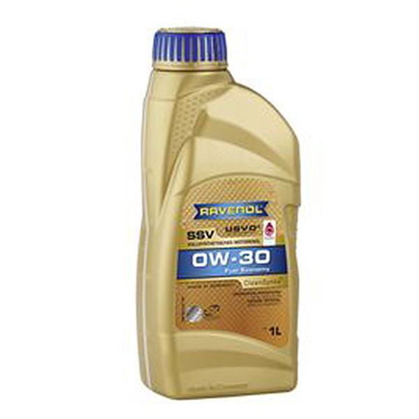Ravenol SSV USVO 0W30 - 1 Litru 0