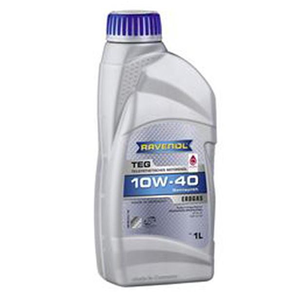 Ravenol TEG Gasmotorenol 10W40 - 1 Litru 0