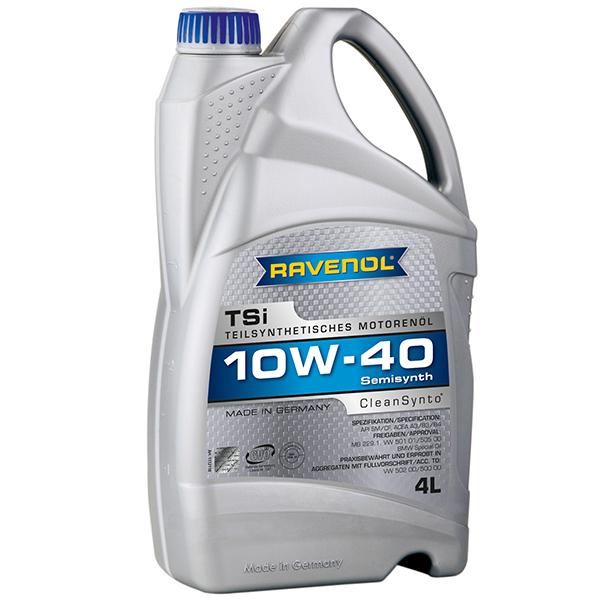 Ravenol TSI 10W40 - 4 Litri 0