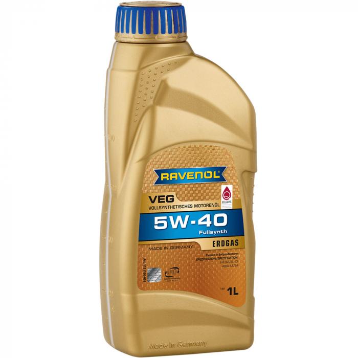 Ravenol VEG 5W40 - 1 Litru 0