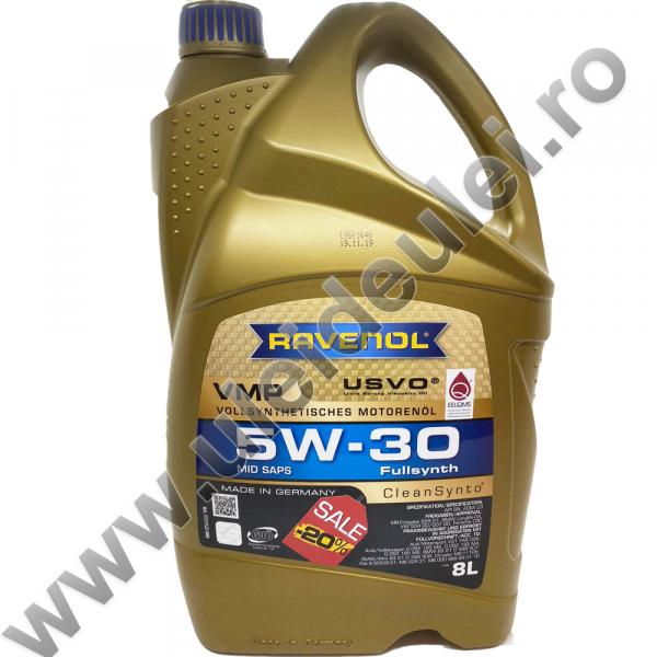 Ravenol VMP USVO 5W30 - 8 Litri 0