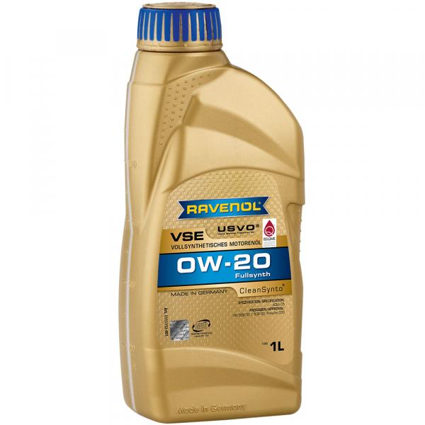 Ravenol VSE USVO 0W20 - 1 Litru 0