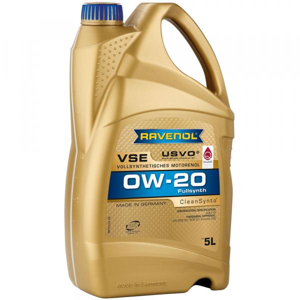 Ravenol VSE USVO 0W20 - 5 Litri 0