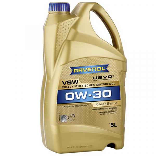 Ravenol VSW USVO 0W30 - 5 Litri 0