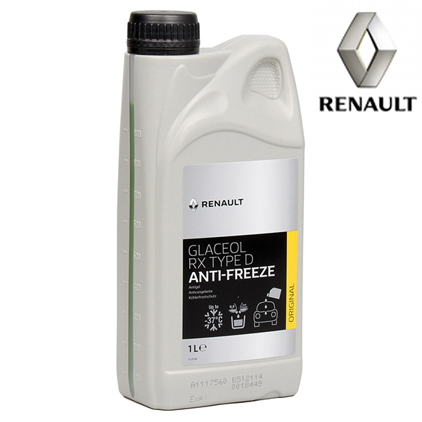 Antigel Renault Glaceol RX Type D - 1 Litru [0]