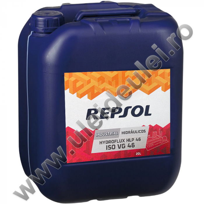Ulei hidraulic Repsol Hydroflux HLP 46 - 20 Litri 0
