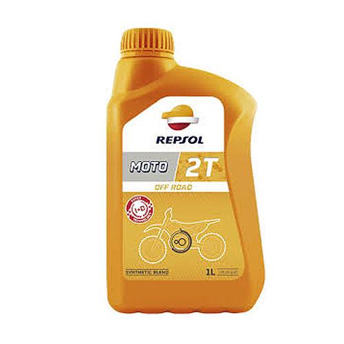 Repsol Moto Off Road 2T 10W40 - 1 Litru 0