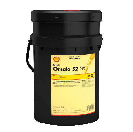 Shell Omala S2 GX 220 - 20 Litri 0