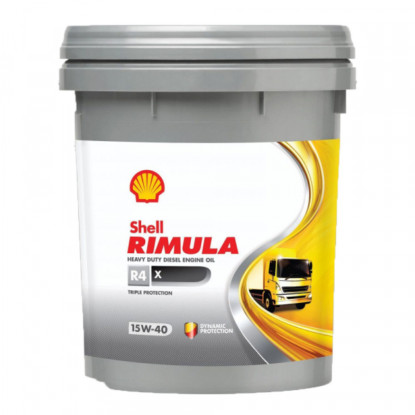 Shell Rimula R4 X 15W40 - 209 Litri 0