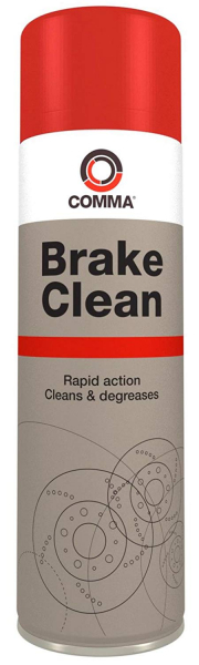 Solutie curatat frane COMMA Brake Clean - 500 ml 0