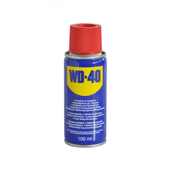 Spray lubrifiant multifunctional WD-40 - 100 ml 0