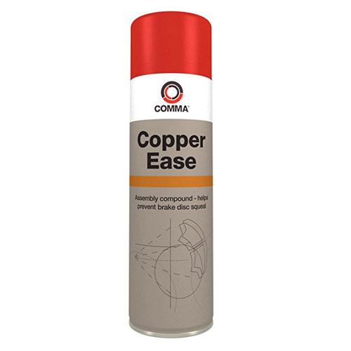 Spray vaselina pe baza de cupru COMMA Copper Ease - 500 ml 0