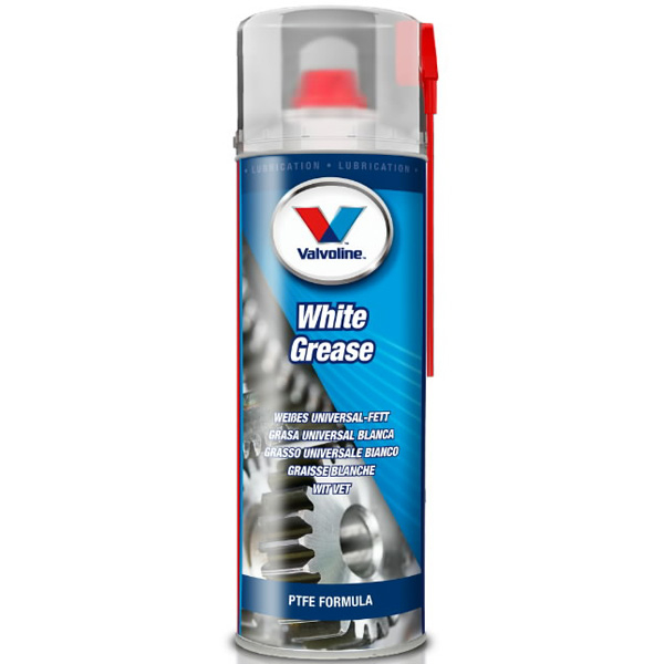 Spray Vaselina Valvoline White Grease -500 Ml 0