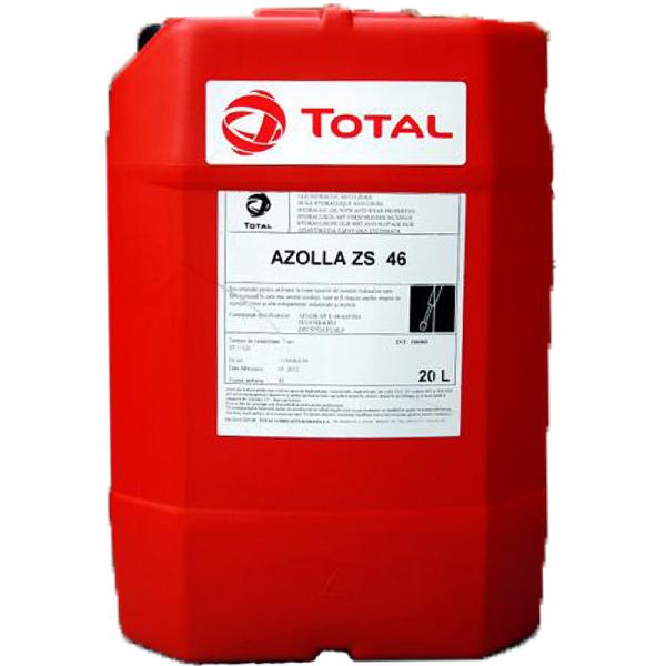 Ulei hidraulic Total Azolla ZS 46 - 20 Litri 0