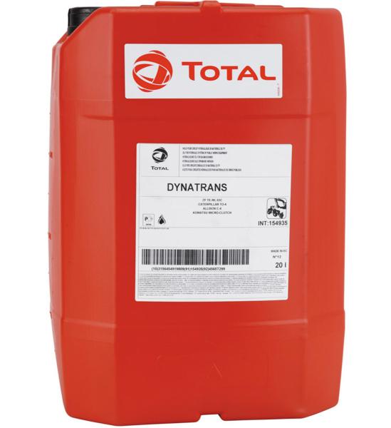 Ulei transmisie Total Dynatrans ACX 30 - 20 Litri [0]