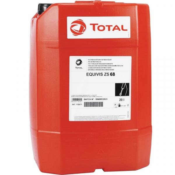 Ulei hidraulic Total Equivis ZS 68 - 20 Litri 0