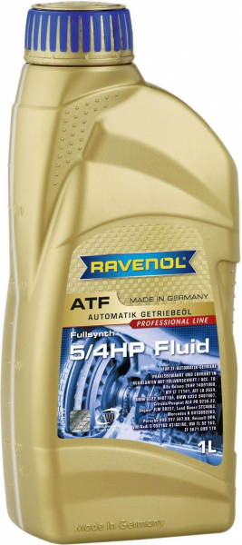 Ulei cutie viteze automata Ravenol ATF 5/4 HP FLUID -1 Litru 0